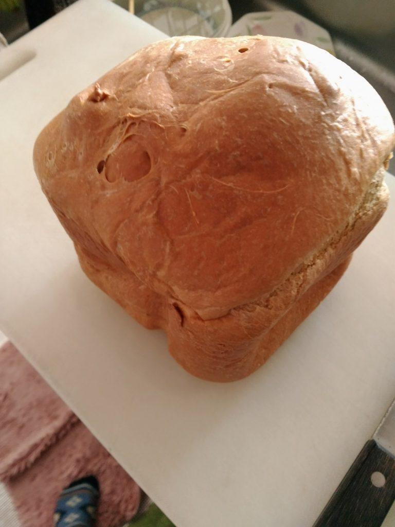 ふすまパン(ブランパン)を食べて糖質制限ダイエット